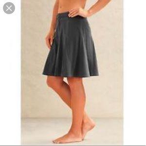 Athleta Teal Flare Skirt -like new